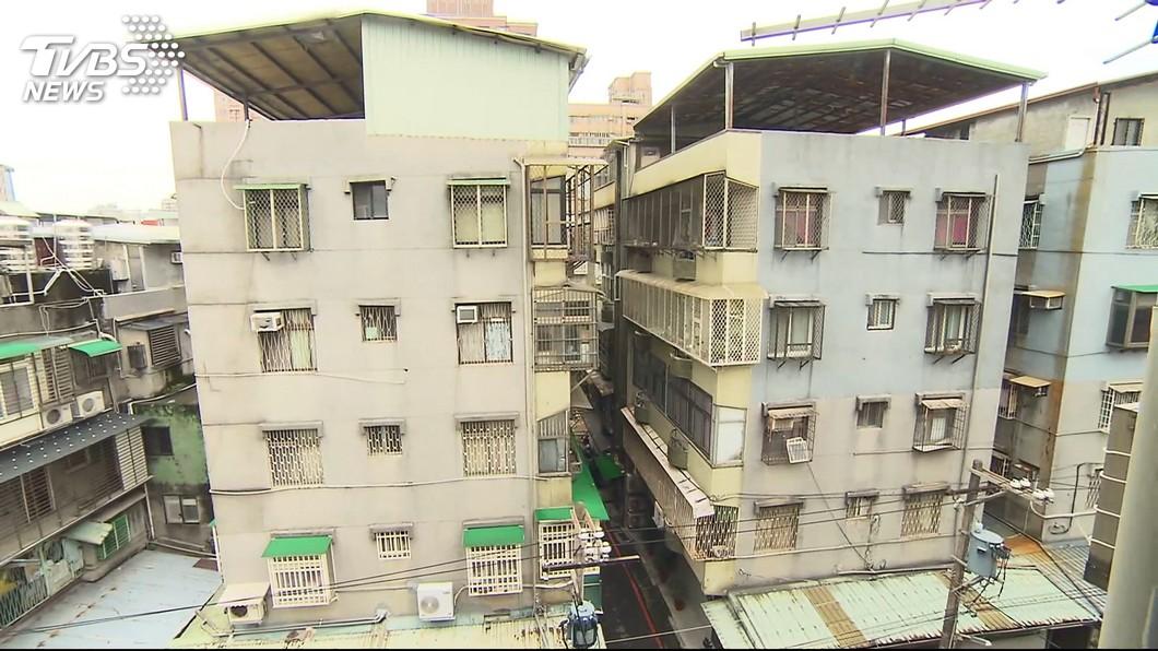 示意圖/TVBS 拿不出10萬元應急?他嘆台灣人「窮到只剩房子」