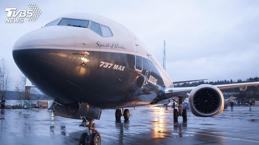圖/達志影像路透社 波音737 Max 8 美至少收到2起出包通報