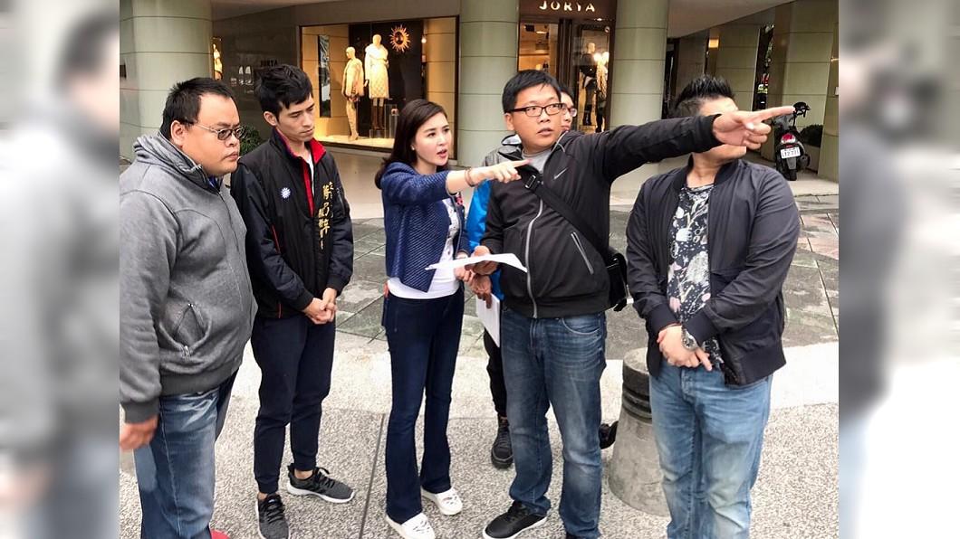 圖/翻攝自王欣儀臉書 非得徵召韓國瑜? 藍議員發起「灌爆KMT臉書」