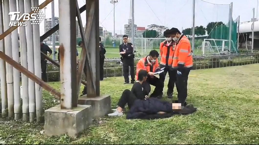 圖/TVBS 淡大女詭溺斃!檢警排除自殺 「關鍵少年」終於醒了