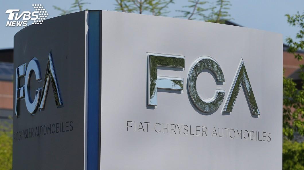 圖/達志影像路透社 排氣造假案 飛雅特克萊斯勒宣布召修逾86萬輛車