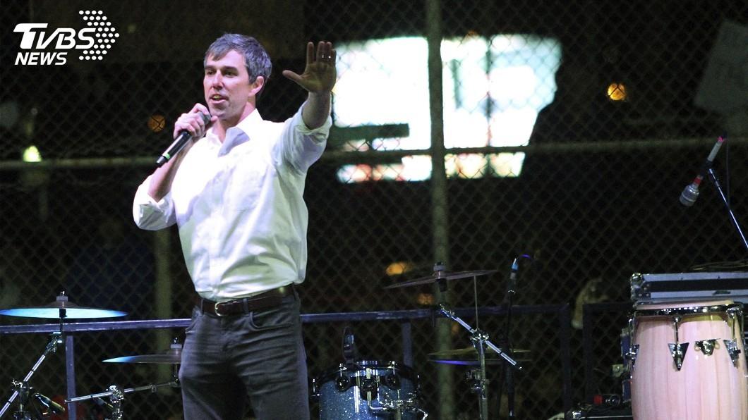 圖/達志影像美聯社 去年撼動德州選戰 民主黨新星歐洛克表態選總統