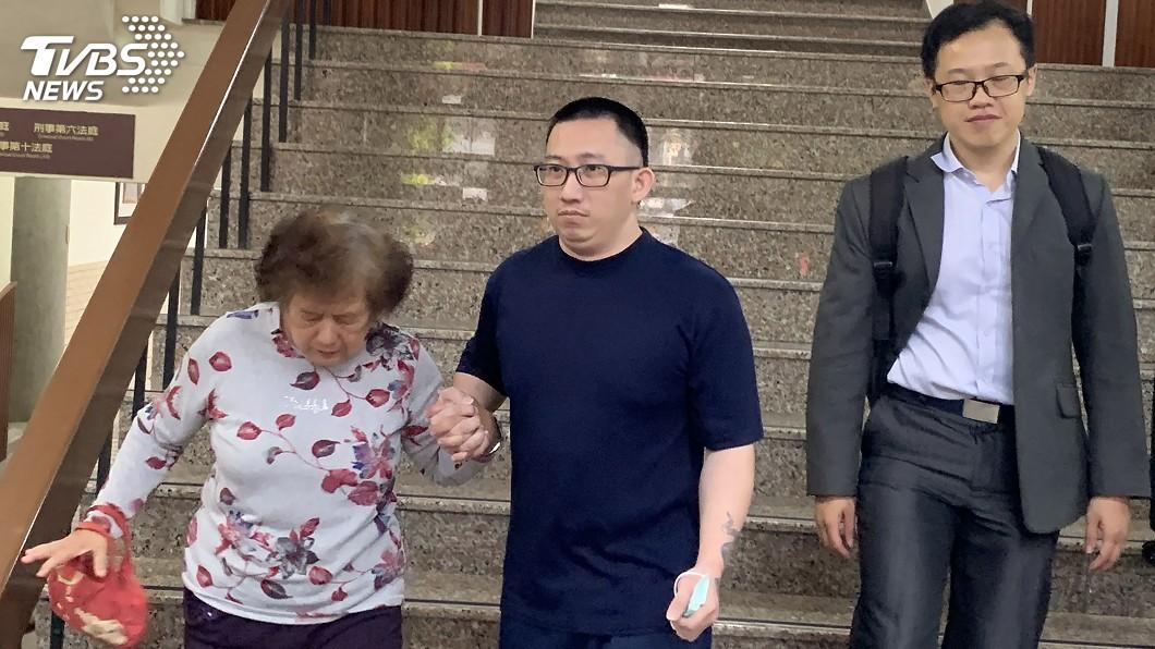 圖/中央社 快訊/歸仁雙屍命案逆轉 死囚謝志宏當庭釋放