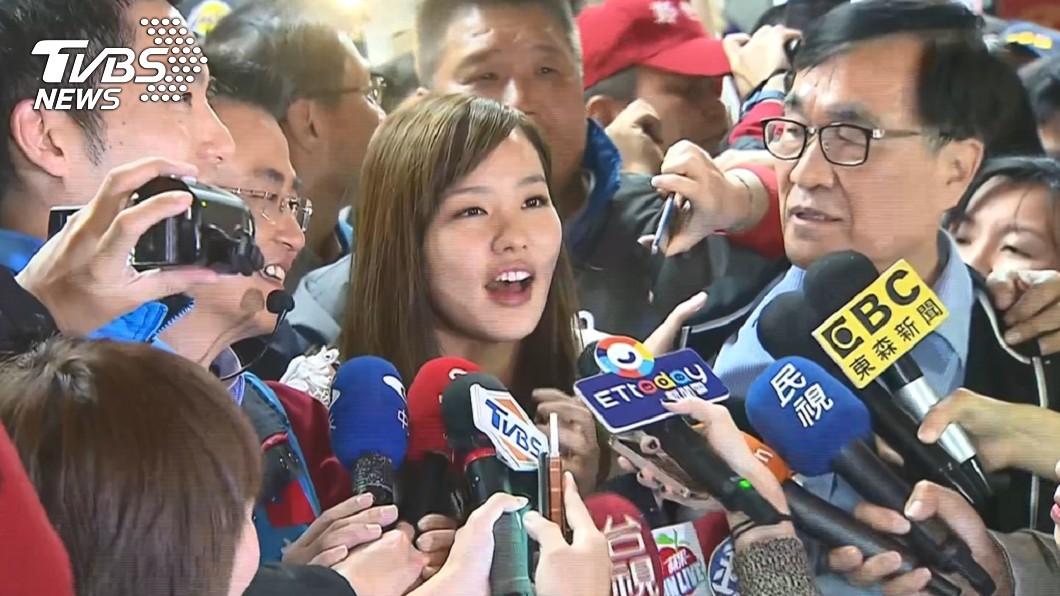 圖/TVBS 讚韓冰人見人愛 王世堅:國民黨地獄裡的「仙女」