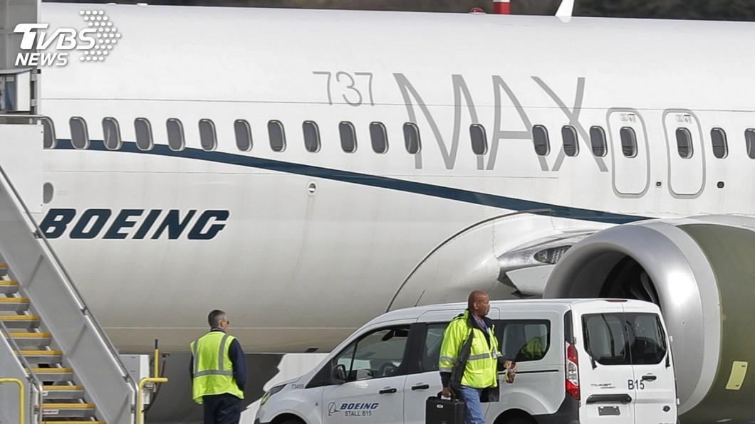 圖/達志影像美聯社 737 MAX客機接連失事 波音:停止交機給客戶