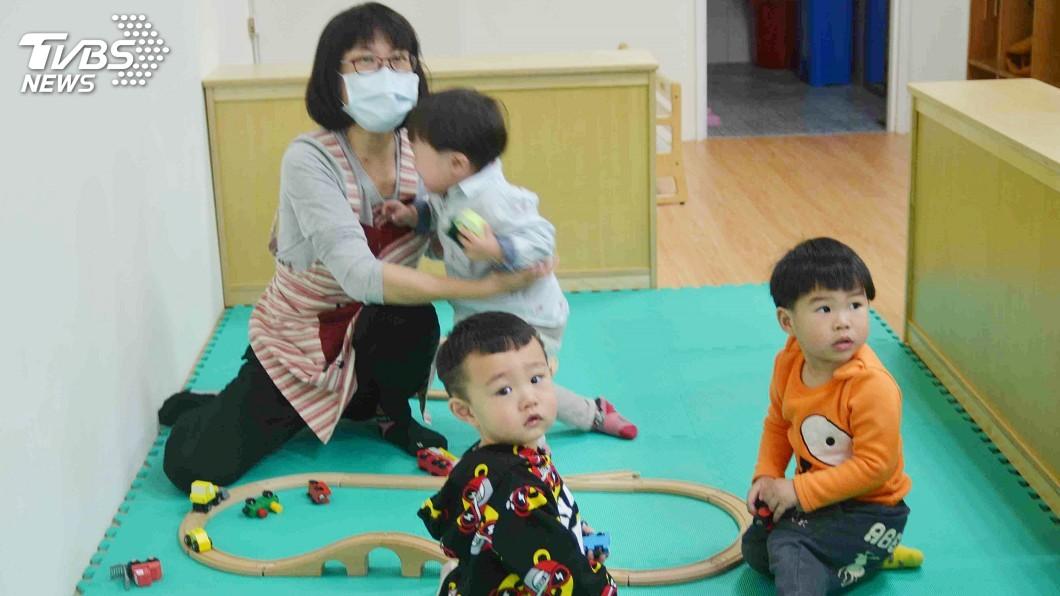 圖/中央社 讓民眾安心生小孩 澎湖公私協力托嬰中心誕生