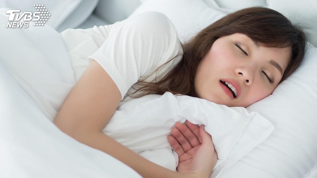 示意圖/TVBS  呼吸中止症不治療 猝死風險高2.5倍