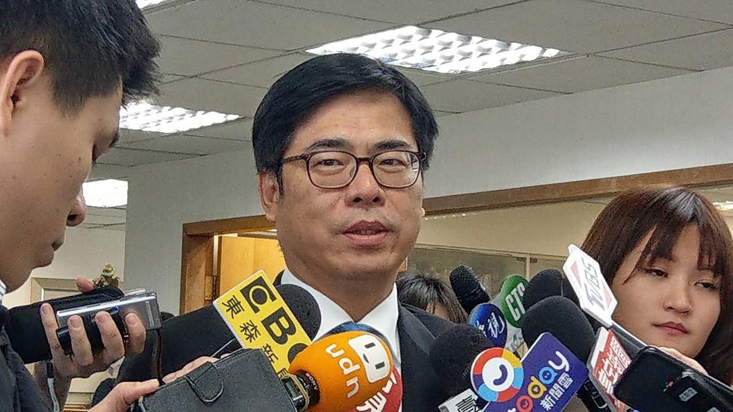 行政院副院長陳其邁。圖/中央社