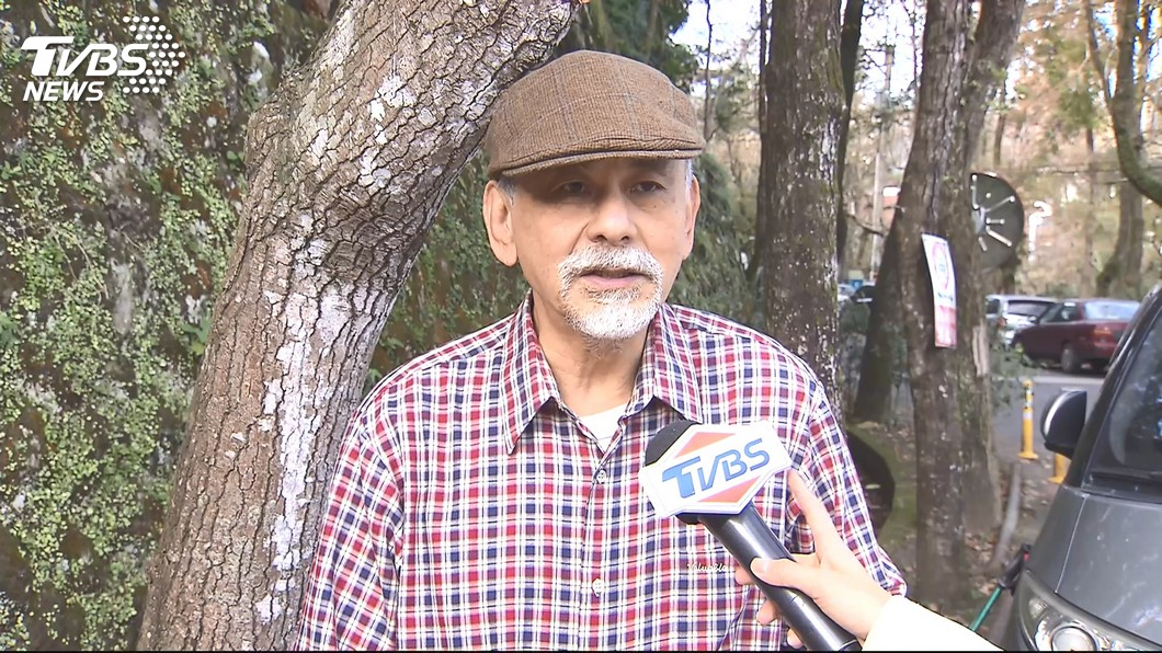 獨派呼籲小英盡速特赦阿扁,林濁水有不同看法。(圖/TVBS)