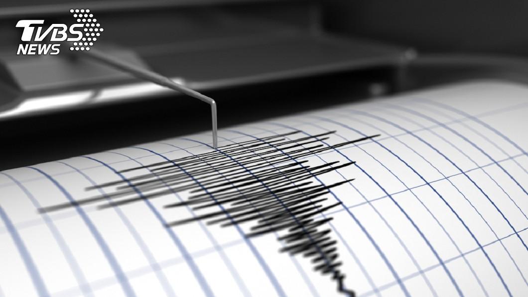 示意圖/TVBS 日本地震疑出現「異常震域」 500公里外有感