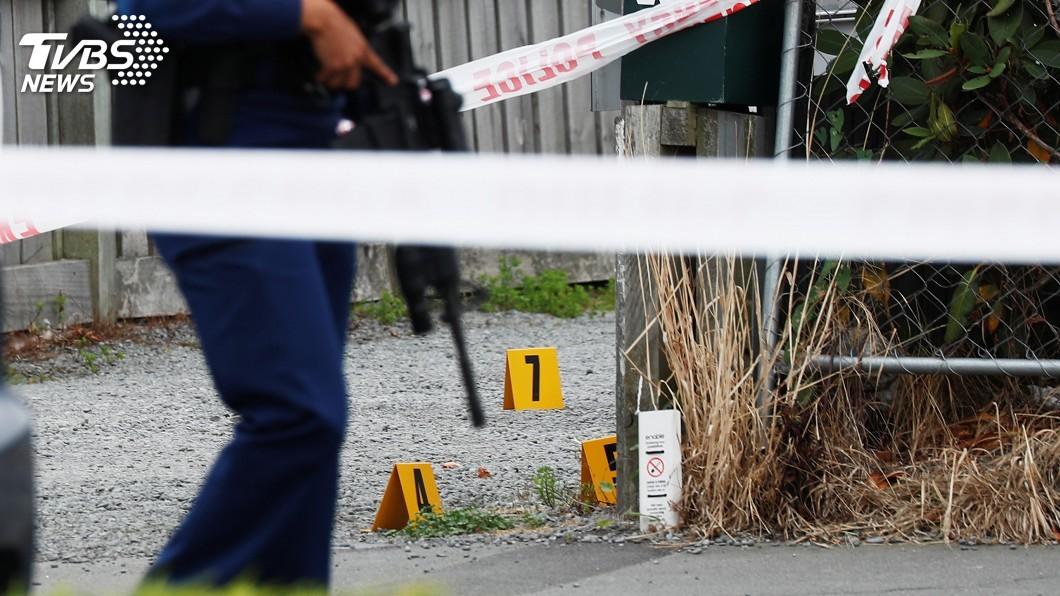 圖/達志影像路透社 紐西蘭血案過後民眾回歸日常生活 警方加強戒備