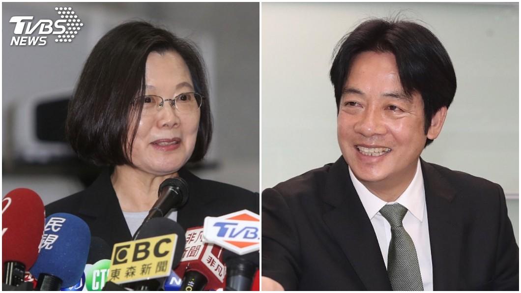 圖/TVBS 賴清德力拼總統大位 藍營將從這3點「強攻」