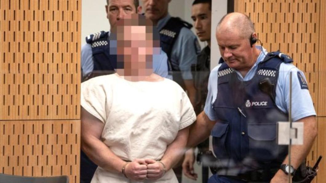 圖/達志影像路透 白人至上!紐西蘭清真寺槍手「恐攻宣言」網瘋傳