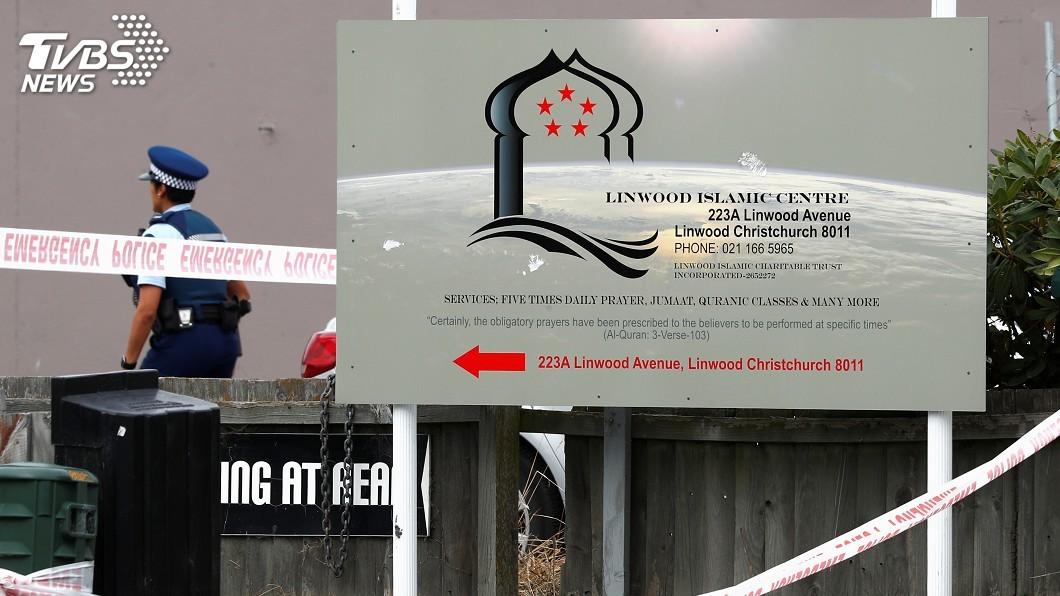 圖/達志影像路透社 紐西蘭清真寺槍擊案 凶嫌打算自行辯護