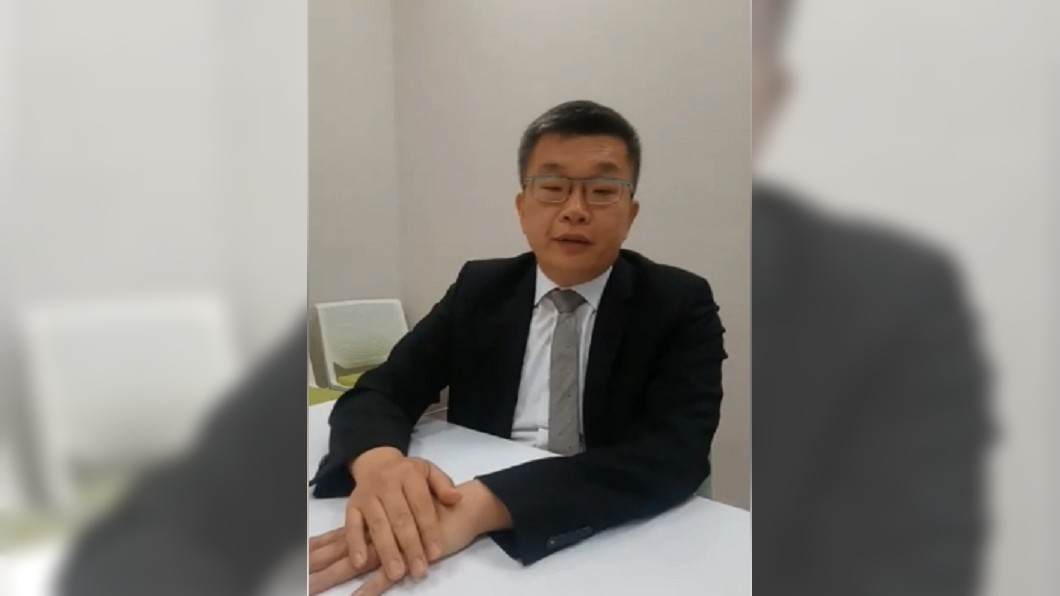 圖/翻攝蔡其昌臉書