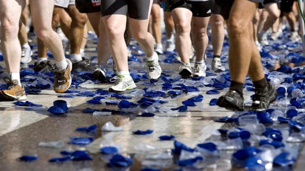 圖/達志影像路透 每年全球800場!馬拉松狂熱 方興未艾