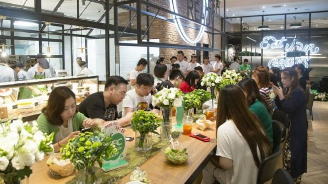 圖/百度新聞 輕食風潮吹進大陸 市場估3年破千億RMB