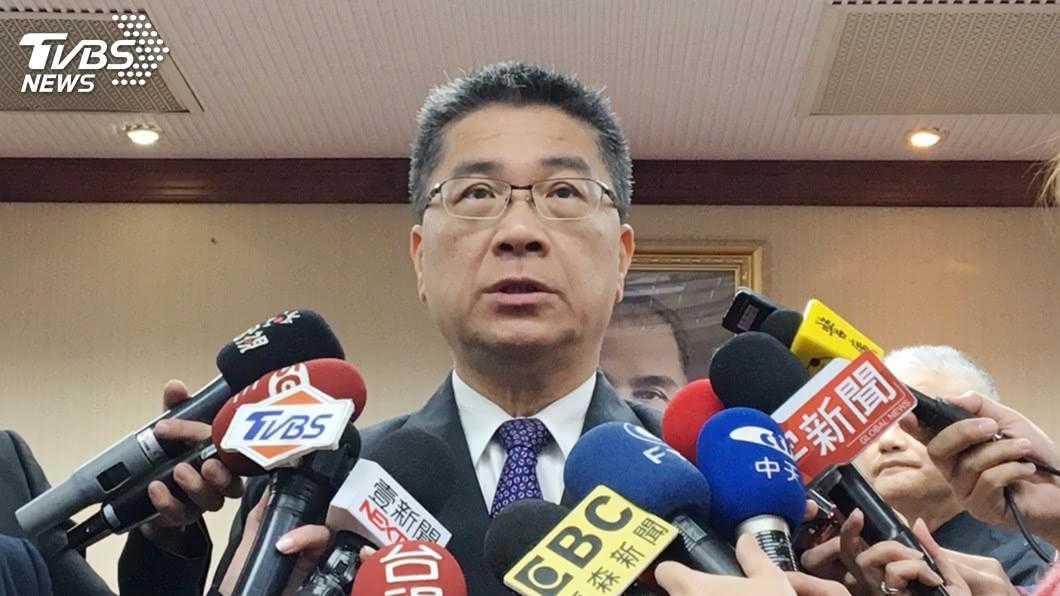 圖/中央社 內政部疑PO「跳針文」酸韓遭轟 徐國勇:有爭議就檢討