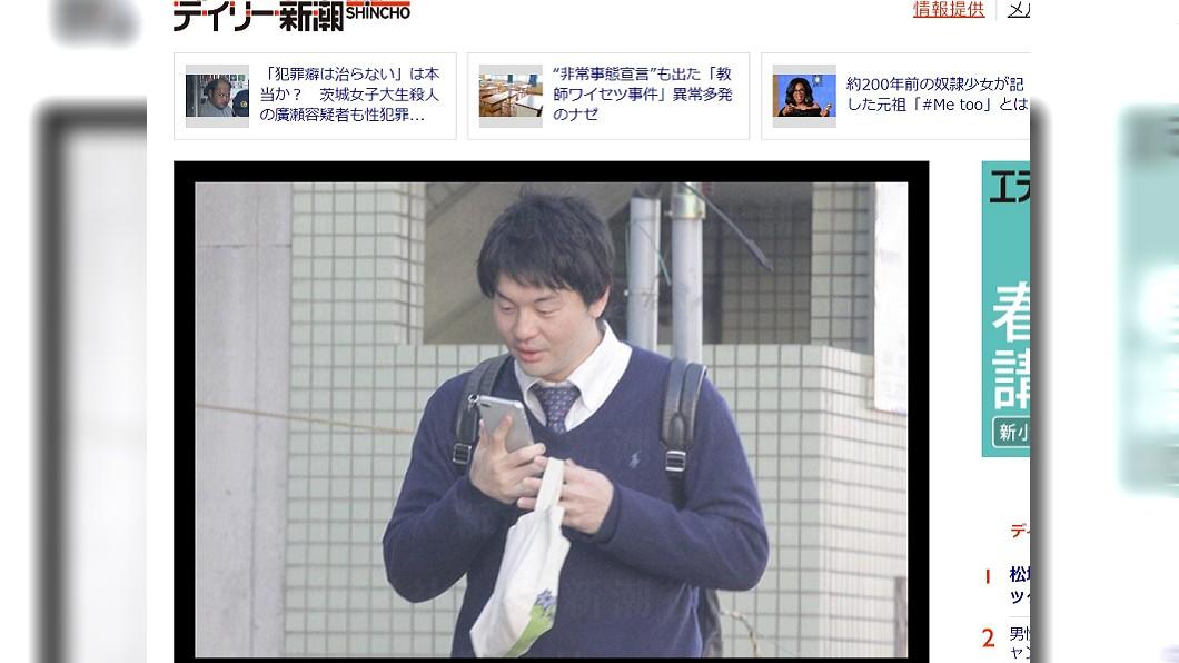 28歲的狼師望主譽。圖/翻攝自Daily新潮