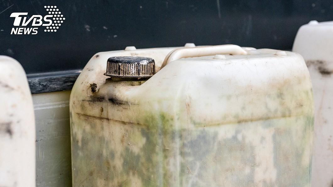 示意圖,與本文無關。圖/TVBS 失業男買汽油…自焚成焦屍 遺書淚嘆:沒錢朋友少