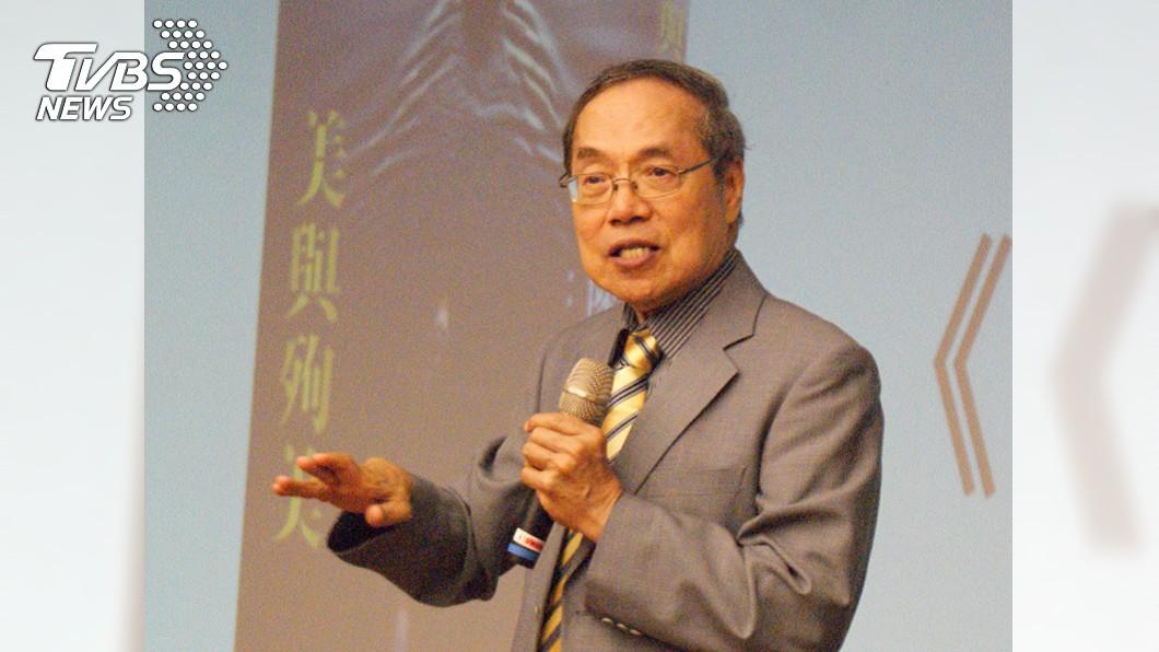 圖/中央社 統獨都是騙選票!教授喊話:沒有戰爭,台灣就贏