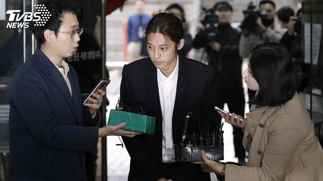 南韓藝人鄭俊英涉嫌非法拍攝和散布性愛影像。(圖/達志影像美聯社) 人紅是非多!20位最具爭議韓星 負評、醜聞滿天飛