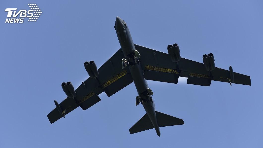 圖/達志影像美聯社 川金二會破局後 美國B-52靠近朝鮮半島示警