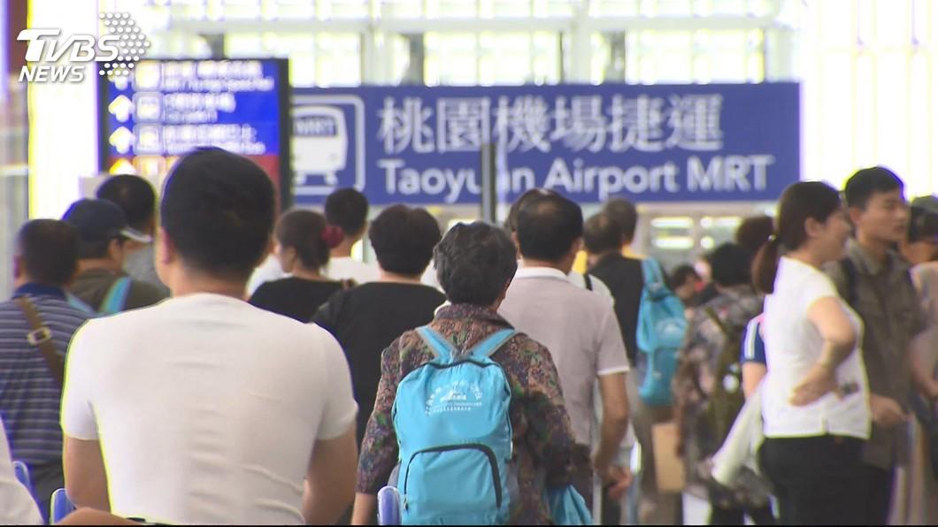 圖/TVBS 中國官方宣布 8/1起停發赴台自由行簽證