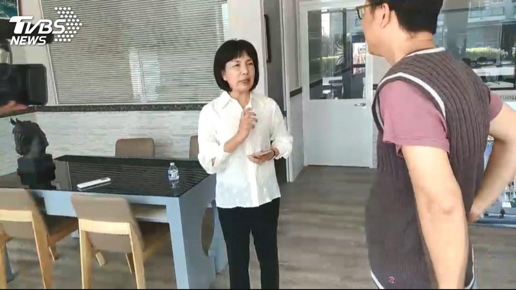 圖/TVBS 「要教女兒正確觀念」 陳水扁砲轟郭秀珠母女