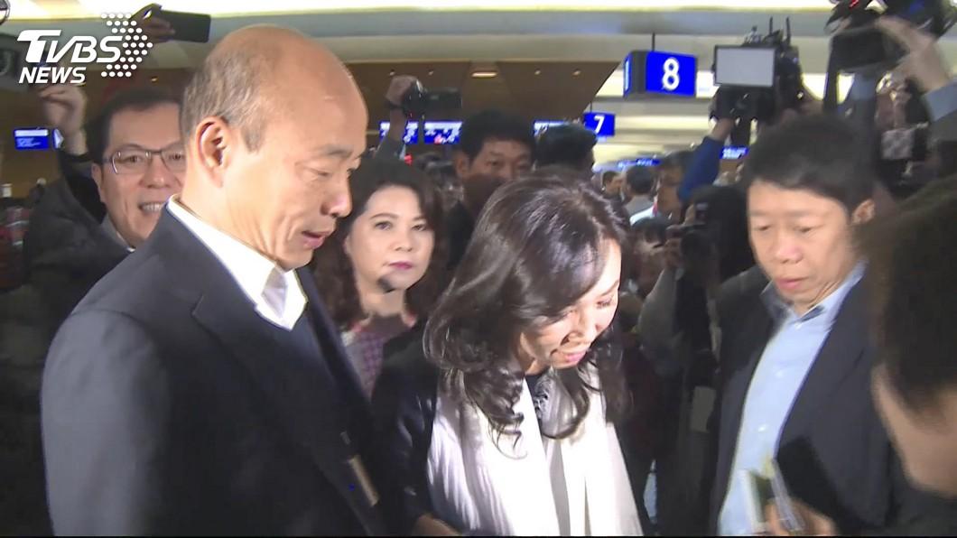圖/TVBS 韓選總統、李佳芬選市長? 他嗆「根本卡韓」:噁心至極