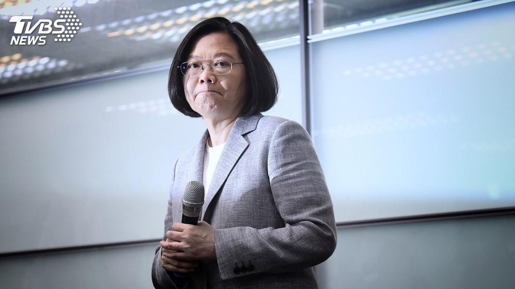 圖/中央社 卓榮泰:全黨交付蔡總統重責 組成黃金三角