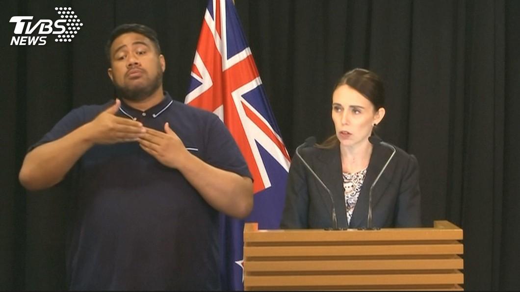 圖/TVBS 屠殺後火速修法 紐西蘭宣布:下月起禁售槍枝
