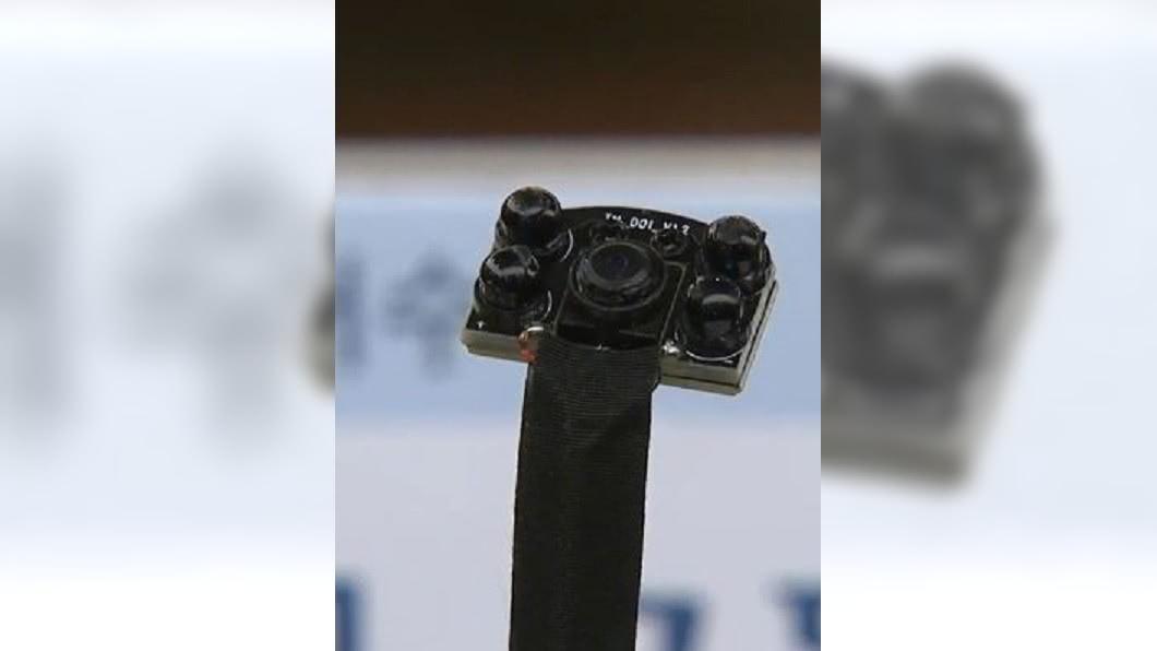 圖/翻攝自YTN NEWS YouTube 針孔藏摩鐵偷拍直播! 韓1600人被看光光