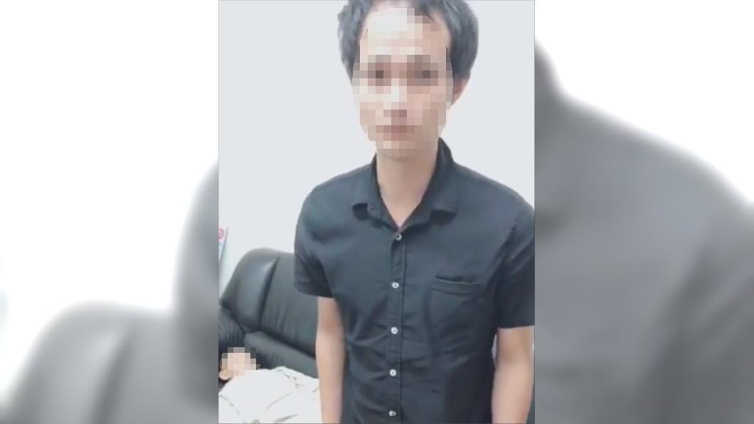 圖/翻攝台灣急難救護協會臉書 兒在監理站遭狠摔!單親父小腦萎縮 男童身世惹鼻酸