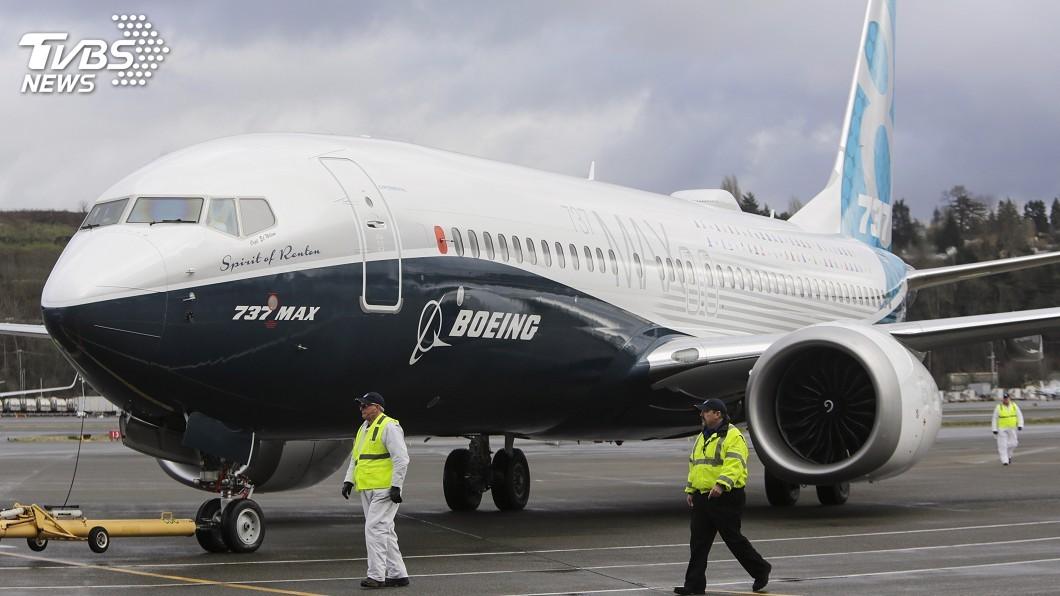 圖/達志影像路透社 防失速系統失靈警示燈 改列波音737 MAX標配