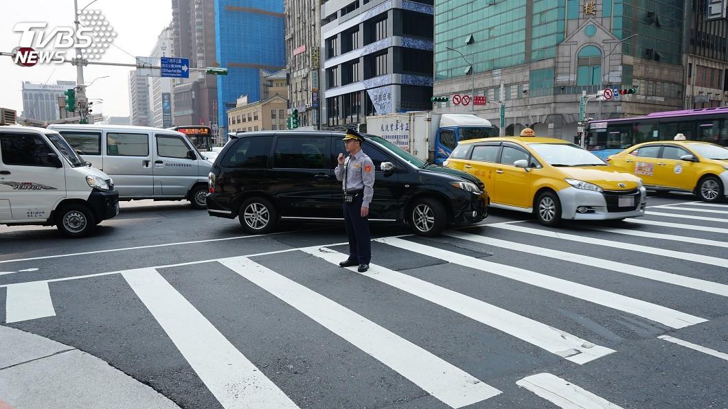 示意圖/中央社 設計不良路口上百處 交通部邀六都改善