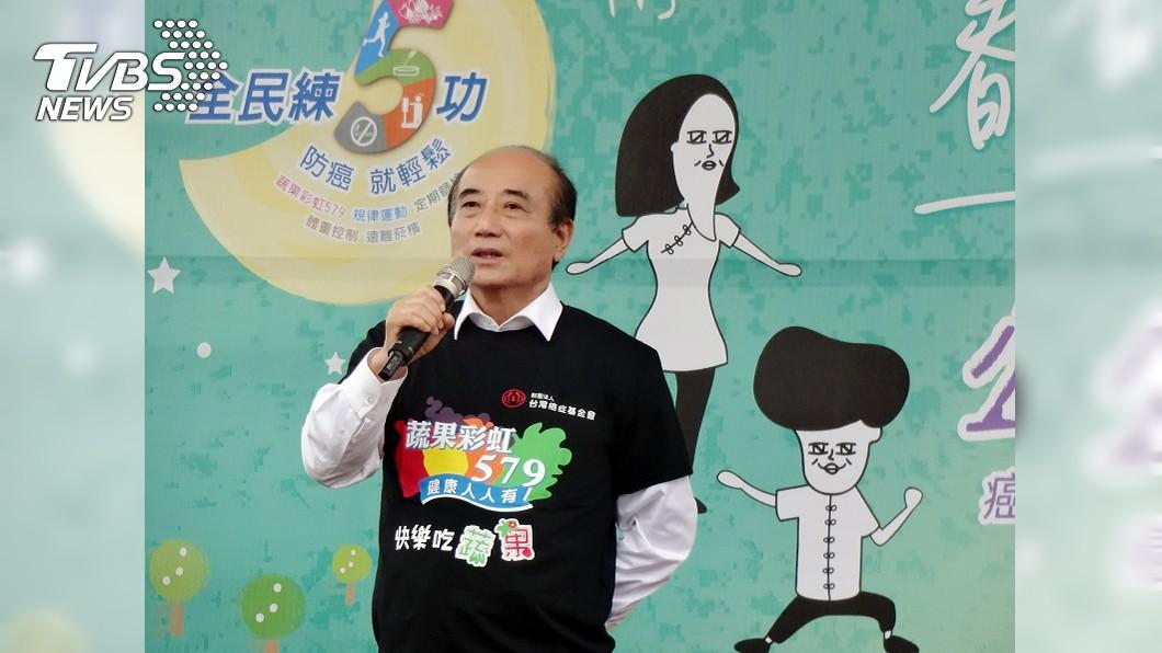 圖/中央社 國民黨徵召韓國瑜領表? 王金平: 參選到底