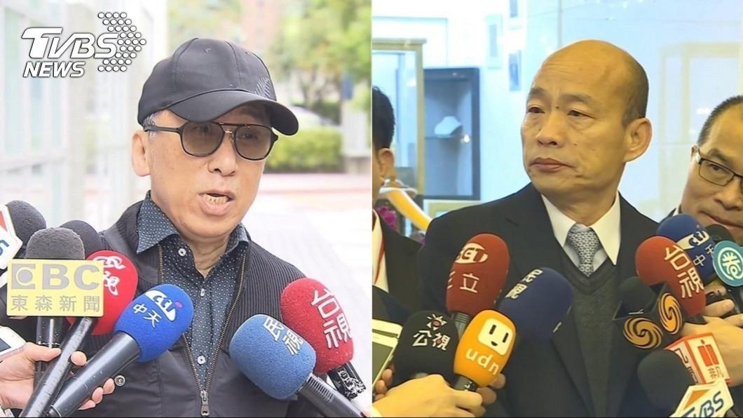 圖/TVBS 列「韓式騙局」慘遭韓粉罵 釣出苦苓本人回擊