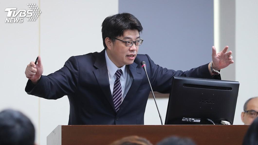 圖/中央社 韓國瑜訪陸 陸委會:一個月內提書面報告