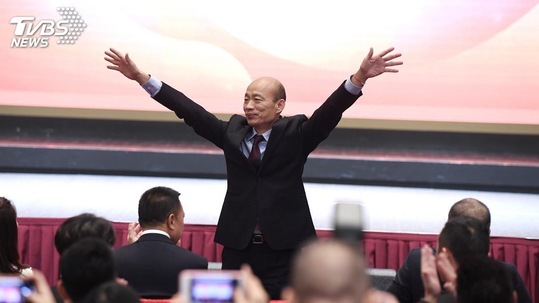 圖/TVBS資料照 2020靠韓國瑜救全黨?謝龍介斷言藍營可怕結局