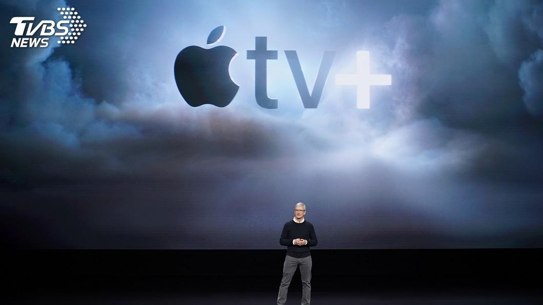 圖/達志影像美聯社 蘋果春季發表會 「4大新服務」上菜