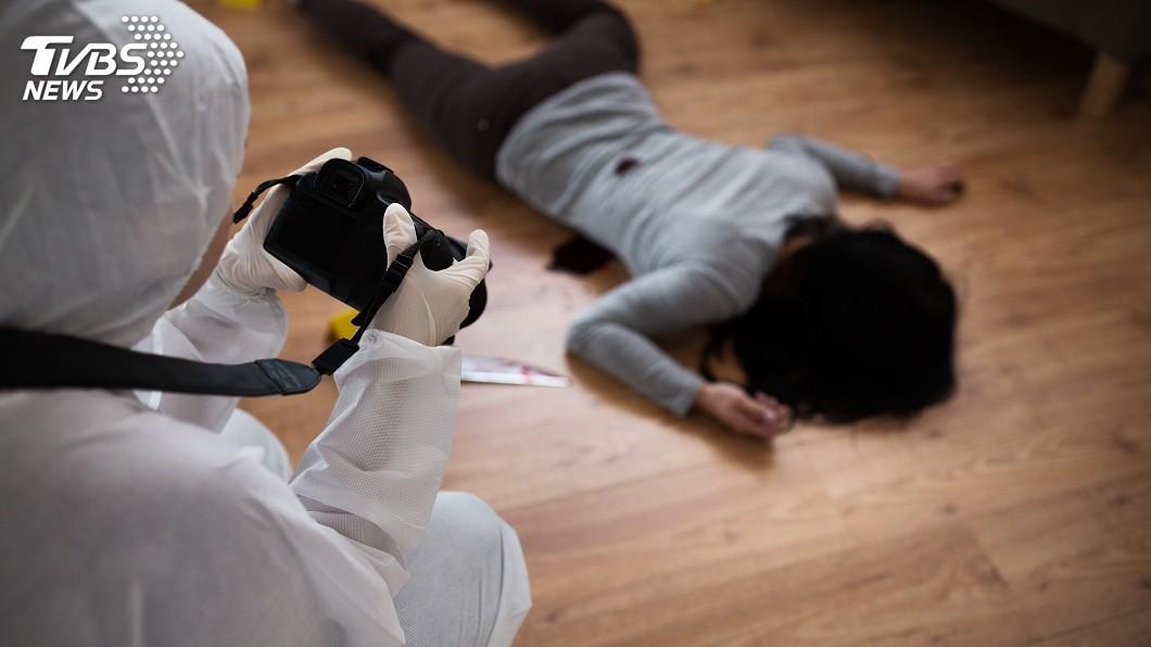 示意圖/TVBS 一把刀插死者背上! 東京凶殺案女子返家遭刺身亡