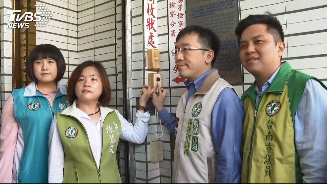 圖/TVBS 陳致中告韓國瑜「外患罪」 他酸爆:就像嫖客打警察