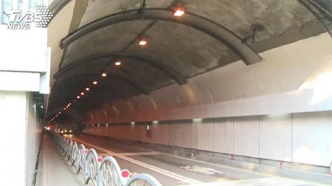 圖/TVBS 北市將推「區間測速」 擇定自強和辛亥隧道