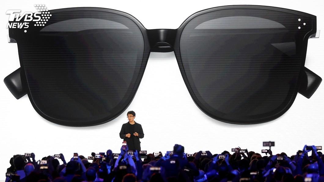 圖/達志影像路透社 不畏美國抵制 華為在巴黎推出智慧眼鏡