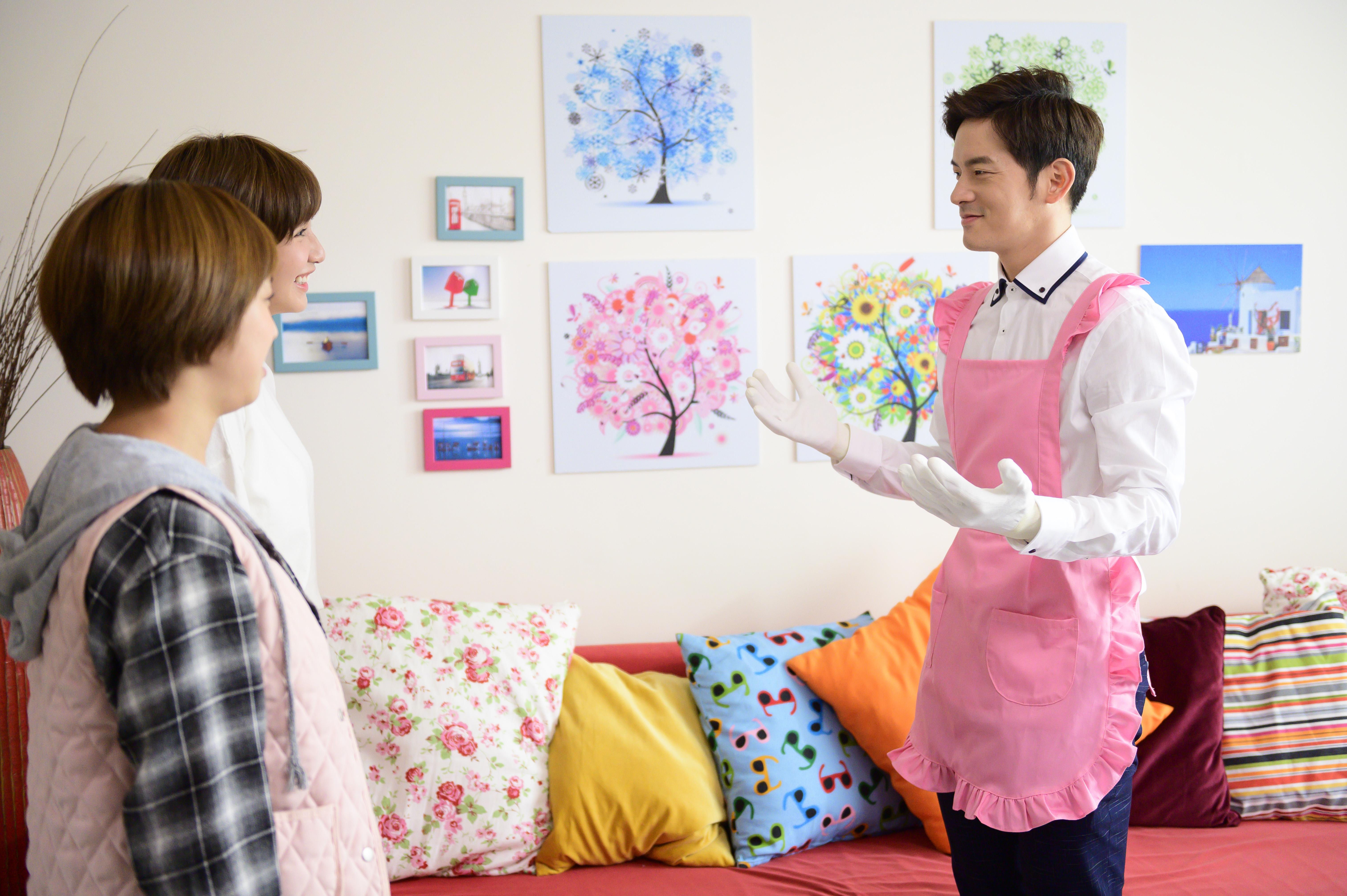 宥勝睽違三年回歸戲劇忙著幫別的女人整理內衣褲