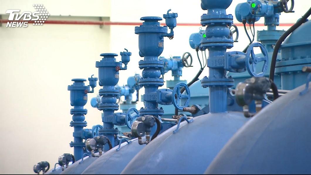 圖/TVBS 快訊/每人每日平均用水 雙北、新竹都破300公升