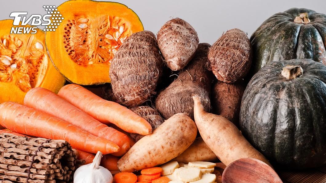 均衡飲食才是瘦身關鍵。示意圖/TVBS 戒澱粉不會瘦!這8種澱粉讓你苗條又健康