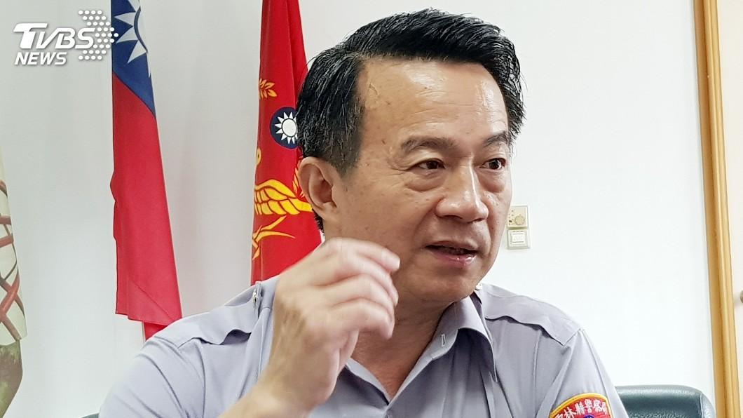 圖/中央社 因轄區鬥毆事件被記過 雲林警局長:對處分完全接受