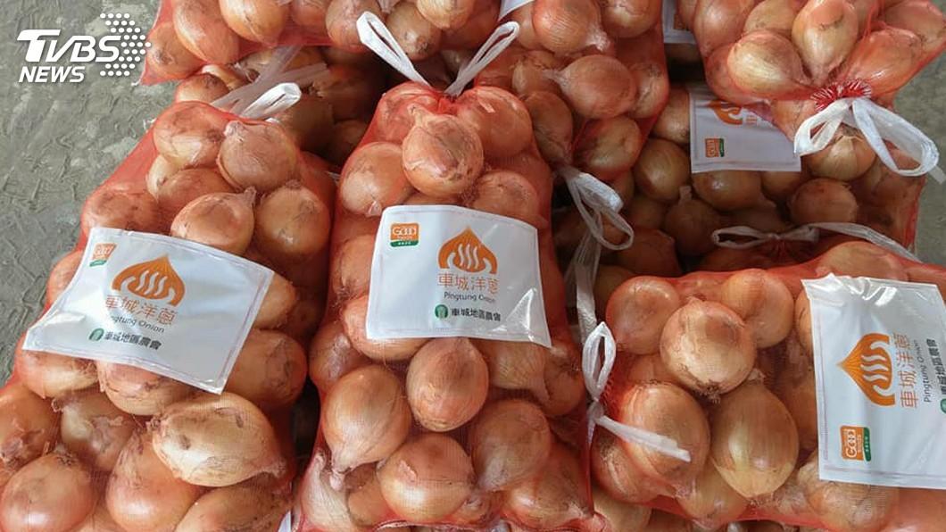 洋蔥富有蒜氨酸,讓其發揮營養功效的關鍵就是「要與氧氣接觸」。圖/TVBS
